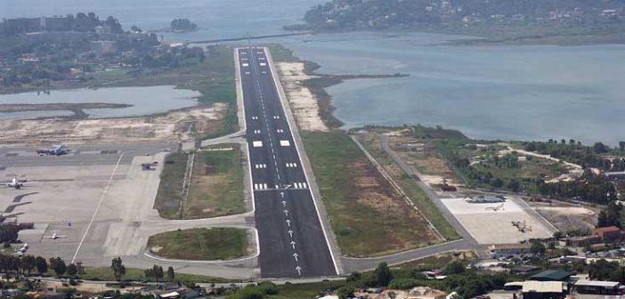 Αύξηση κατά 13,8% στις διεθνείς αφίξεις στο αεροδρόμιο του Ακτίου