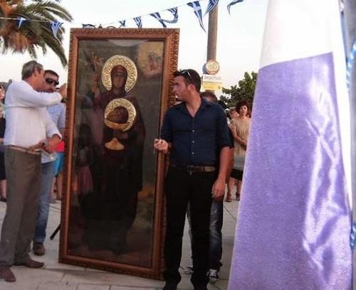 Η Πάλαιρος ετοιμάζεται να εορτάσει την πολιούχο και προστάτιδα της Αγία Παρασκευή
