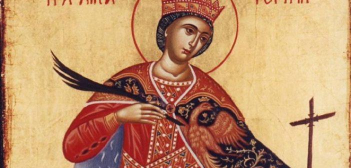 Η Βόνιτσα υποδέχεται το Λείψανο της Αγίας Αικατερίνης από το Όρος Σινά!
