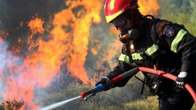 Δυτ. Ελλάδα: Υψηλός κίνδυνος πυρκαγιάς σήμερα και στους τρεις νομούς