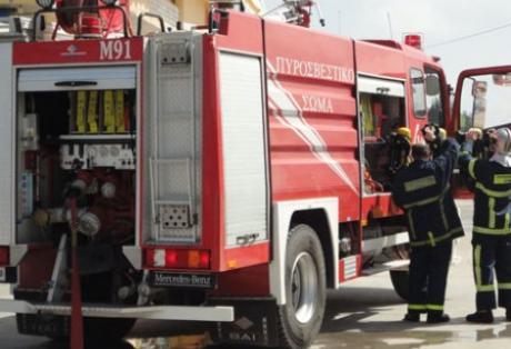 Πάτρα: Φωτιά σε διαμέρισμα στην οδό Κανακάρη