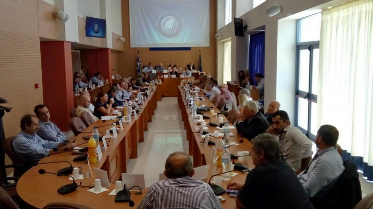 Εκστρατεία ενημέρωσης και παρεμβάσεων αποφάσισε το Περιφερειακό Συμβούλιο Δυτικής Ελλάδας