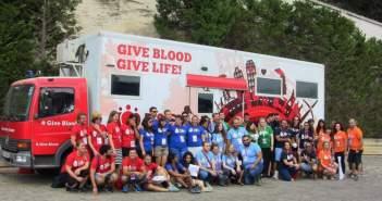 Με άρωμα Αγρινίου το 16ο Παγκόσμιο Συνέδριο Νέων Εθελοντών Αιμοδοτών (ΔΕΙΤΕ ΦΩΤΟ)