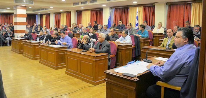 Συνεδρίαση του Δημοτικού Συμβουλίου Μεσολογγίου με απολογισμό πεπραγμένων