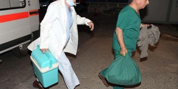 Νοσοκομείο Χατζηκώστα: 70χρονος εγκεφαλικά νεκρός χάρισε ζωή!
