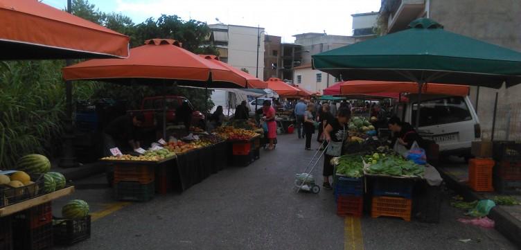 Ηλεκτρονικό «μάτι» στις λαϊκές αγορές