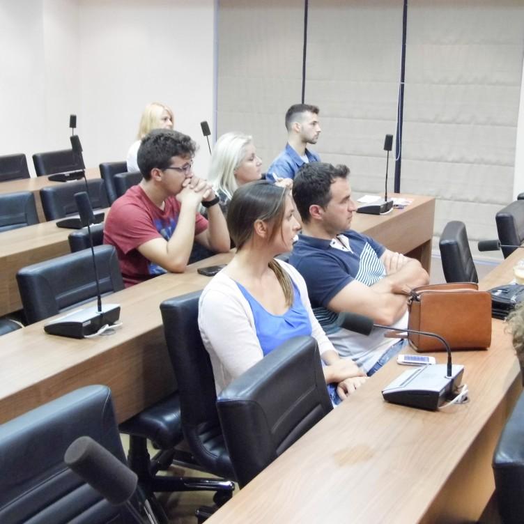 Το Πανεπιστήμιο Λευκωσίας στο Αγρίνιο