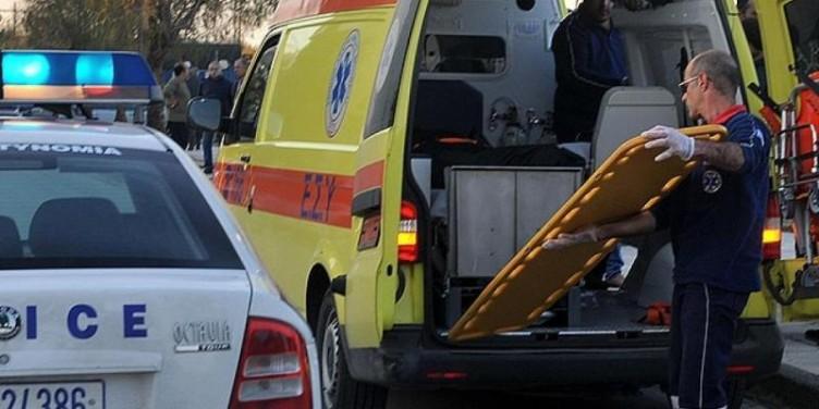 Μοτοσυκλετιστής παρέσυρε και τραυμάτισε τον πατέρα και την 11χρονη κόρη του