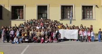 Ο Παναιτωλικός στο 4ο Δημοτικό Σχολείο Αγρινίου (VIDEO)