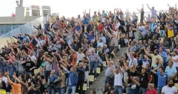 Απαγόρευση μετακίνησης οργανωμένων φιλάθλων του Παναιτωλικού στη Λιβαδειά