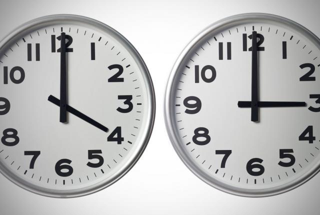 Μία ώρα πίσω τα ρολόγια τα ξημερώματα της Κυριακής