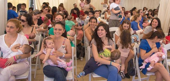 Παγκόσμια Εβδομάδα Μητρικού Θηλασμού – Θηλασμός σε Αγρίνιο, Μεσολόγγι και Ναύπακτο