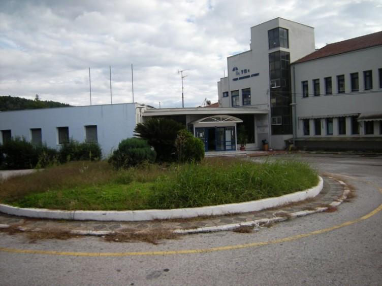 Η τύχη του παλιού νοσοκομείου Αγρινίου στα χέρια των τοπικών φορέων