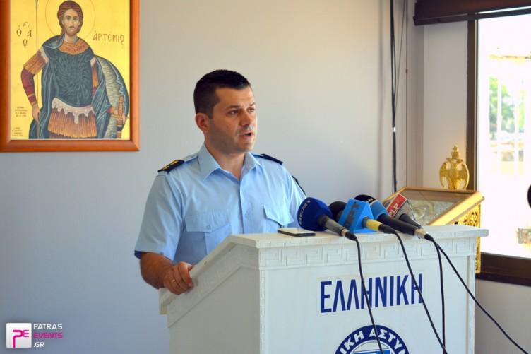"""Ο Χαράλαμπος Σφέτσος στον """"ΔΥΤΙΚΑ FM 92,8"""" για το Αστυνομικό Μουσείου Θέρμου και την οδική ασφάλεια – ΗΧΗΤΙΚΟ"""