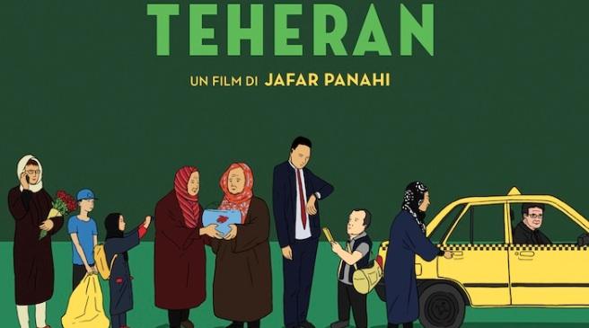 """Η ταινία """"Ταξί στην Τεχεράνη"""" από την κινηματογραφική λέσχη"""