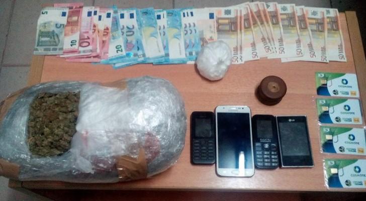 Περατιά Βόνιτσας: Οι έρευνες έβγαλαν… ναρκωτικά