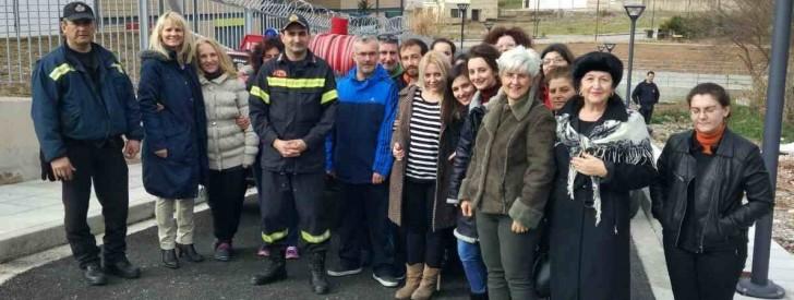 """""""Μάθημα"""" της Πυροσβεστικής Υπηρεσίας Αγρινίου στους εργαζόμενους της ΕΛΕΠΑΠ για πυρκαγιές (ΔΕΙΤΕ ΦΩΤΟ)"""