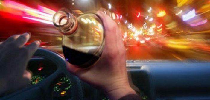 Αγρίνιο: Οδηγούσε μεθυσμένος και συνελήφθη