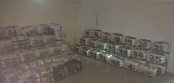 Ιόνιο: «Ψάρεψαν» 1,7 τόνους ναρκωτικά βορειοδυτικά των Οθωνών!