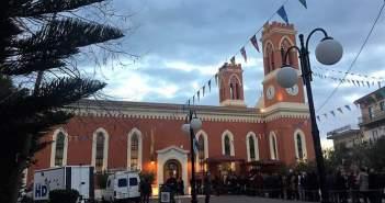 Πύργος: Σε κλίμα κατάνυξης ο εορτασμός του πολιούχου της πόλης Αγίου Χαραλάμπους