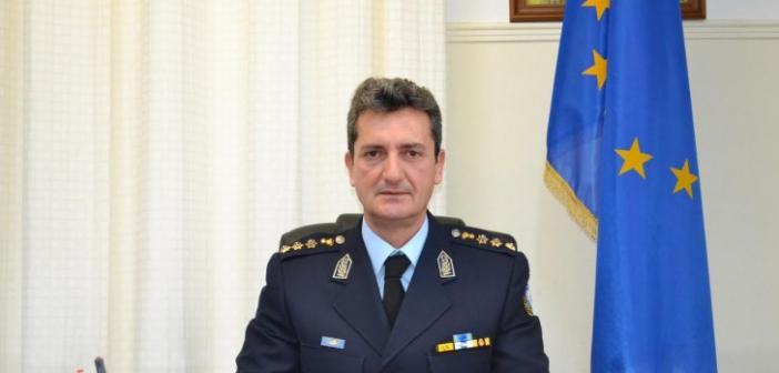 Αυτός είναι ο νέος Αστυνομικός Διευθυντής Αιτωλίας