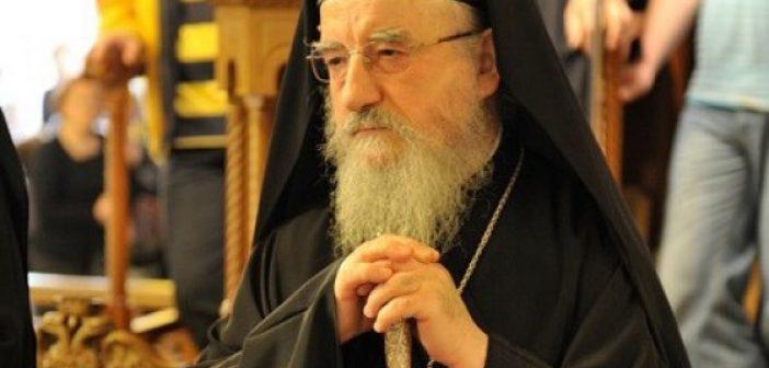 Η εγκύκλιος του Μητροπολίτη Κοσμά για την Κυριακή της Ορθοδοξίας