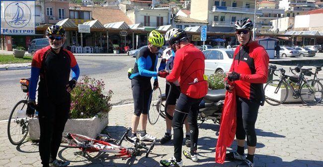 Ποδηλάτες διανύουν 300 χιλιόμετρα στην Αιτωλοακαρνανία! (ΔΕΙΤΕ ΦΩΤΟ)