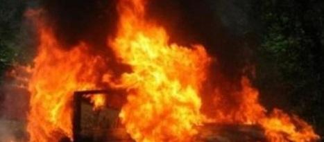 Φωτιά κατέστρεψε κάδους ελιών και 20 ελαιόδεντρα  στο Νεοχώρια