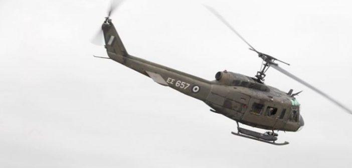 Αγνοείται ελικόπτερο του ΝΑΤΟ ανοιχτά της Κεφαλονιάς – Ψάχνουν μέλη του πληρώματος