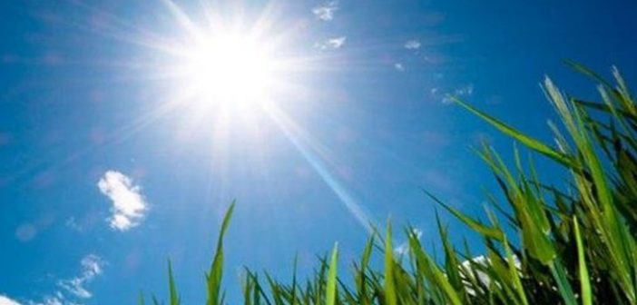 Αιτωλοακαρνανία: Άνοδος της θερμοκρασίας τις επόμενες ημέρες