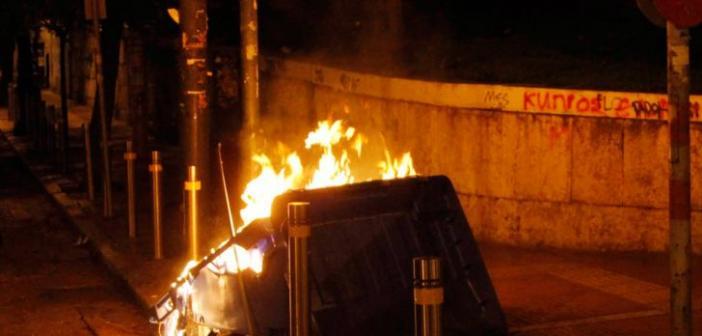 Αγρίνιο: Συναγερμός στην Πυροσβεστική για φωτιές σε κάδους