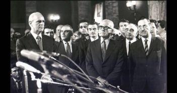 19 χρόνια από θάνατο του Κωνσταντίνου Καραμανλή- Διαβάστε σημαντικούς σταθμούς της ζωής του και της σταδιοδρομίας του