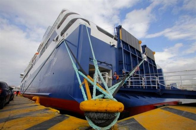 Δεμένα αύριο τα πλοία σε Κέρκυρα και Ηγουμενίτσα