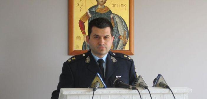 Δυτική Ελλάδα – Αιτωλοακαρνανία: Ο Εκπρόσωπος Τύπου της ΕΛ.ΑΣ. για κροτίδες, κλοπές – διαρρήξεις και μέτρα Εθνικών Οδών – ΗΧΗΤΙΚΟ