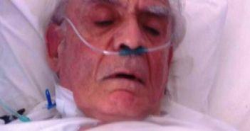Σοκάρει η φωτογραφία του Άκη Τσοχατζόπουλου μετά τριπλό by pass