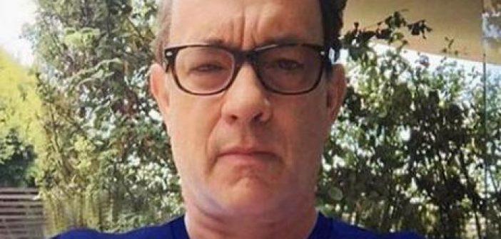Ο Τομ Χάνκς με μπλουζάκι που διαφημίζει την Ελλάδα – ΔΕΙΤΕ