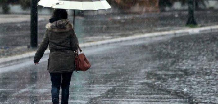 """""""Καθαρή… Τρίτη"""" με βροχές που θα συνεχιστούν για ένα 24ωρο στα Δυτικά"""