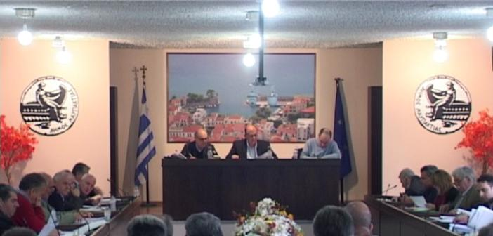 Κατεπείγουσα συνεδρίαση του Δημοτικού Συμβουλίου του Δήμου Ναυπακτίας