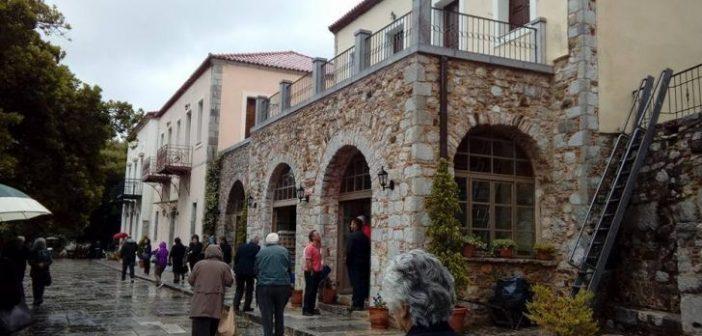 Εκδρομή Κωνωπινιωτών στην Ιερά Μονή του Οσίου Λουκά στο Στείρι (ΔΕΙΤΕ ΦΩΤΟ)