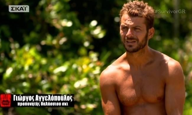 """Ο """"Ντάνος"""" του Survivor κατάγεται κατά το ήμισυ από την Δυτική Ελλάδα!"""