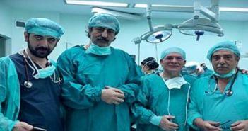 Ζάκυνθος: Ο Π. Πολάκης «χειρουργεί» στο Νοσοκομείο για να περάσει το μήνυμα της ασφάλειας των υποδομών – ΦΩΤΟ