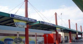 76 τεστ ανά πτήση στο αεροδρόμιο του Ακτίου