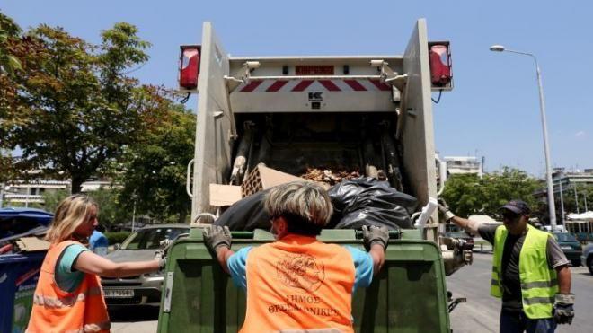 Ανέστειλε τις κινητοποιήσεις η ΠΟΕ-ΟΤΑ – Αρχίζει άμεσα η αποκομιδή των απορριμμάτων