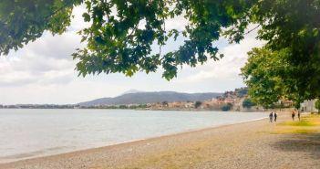 Oλοκληρώθηκαν οι εργασίες υδροδότησης της παραλίας του Γριμπόβου από τις πηγές του Νόβα