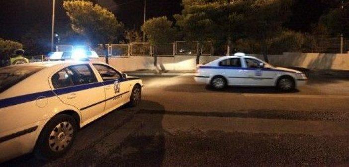 Αστακός: 55χρονος προκάλεσε φθορές σε σταθμευμένα περιπολικά του Α.Τ. Ξηρομέρου