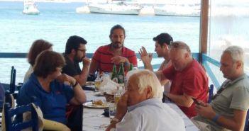 Δημοσιογραφική αποστολή από την Τουρκία στα Ιόνια Νησιά