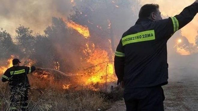 Υπό πλήρη έλεγχο η πυρκαγιά στην Κομποτή Ξηρομέρου