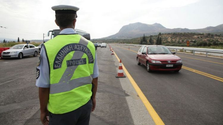Ιόνια Οδός: Κυκλοφοριακές ρυθμίσεις μακράς διάρκειας στον ανισόπεδο κόμβο Αγρινίου (Βόρειος)