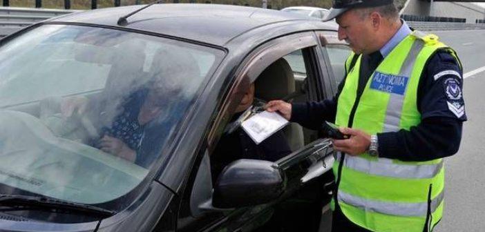 Αγρίνιο: 18χρονος οδηγούσε αυτοκίνητο μεθυσμένος και χωρίς δίπλωμα
