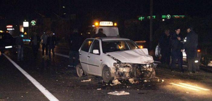 Οικογενειακή τραγωδία σε τροχαίο στο Ανοιξιάτικο Αμφιλοχίας – Νεκρή 39χρονη, σοβαρά τραυματίας ο 51χρονος σύζυγός της!